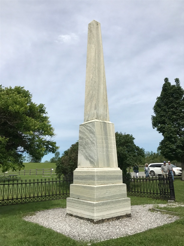 Hubbardton Battle Monument