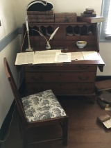 Henry's writing desk