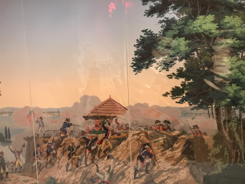 New York City Area – Researching the American Revolution
