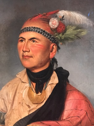 Joseph Brant, Independence Hall Museum