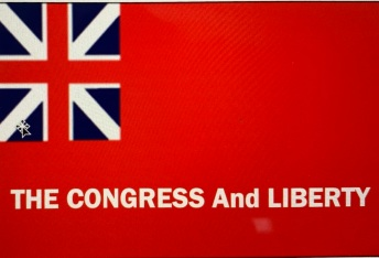 The Congress and Liberty